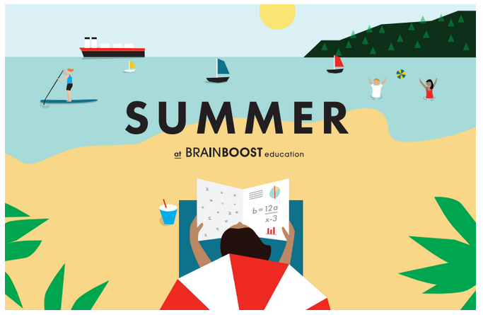 Summer at BrainBoost