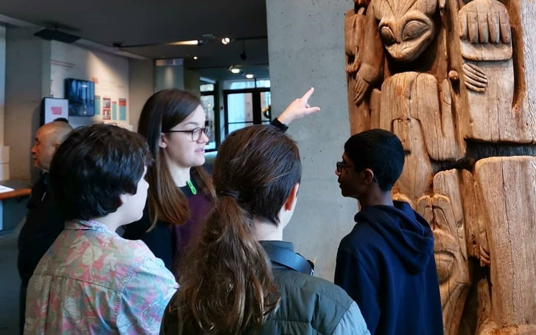 Museum of Anthropology Field Trip